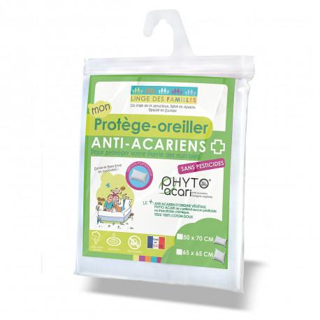 Protège-Oreiller Anti-Acarien Naturel Phyto Acari®