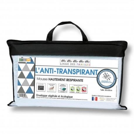 Oreiller anti-transpirant