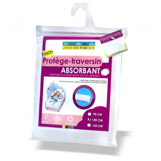 Protège-Traversin Absorbant
