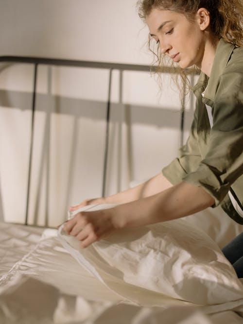 Entretien oreiller - Linge des Familles - Laver oreiller